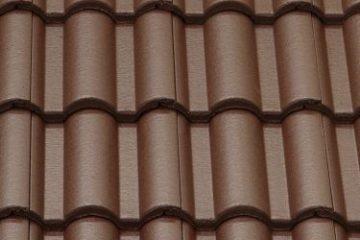 Crijep koja se koristi za pokrivanje zgrade